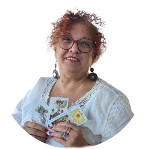 maria helena corte real - taróloga e terapeuta psíquica espiritual